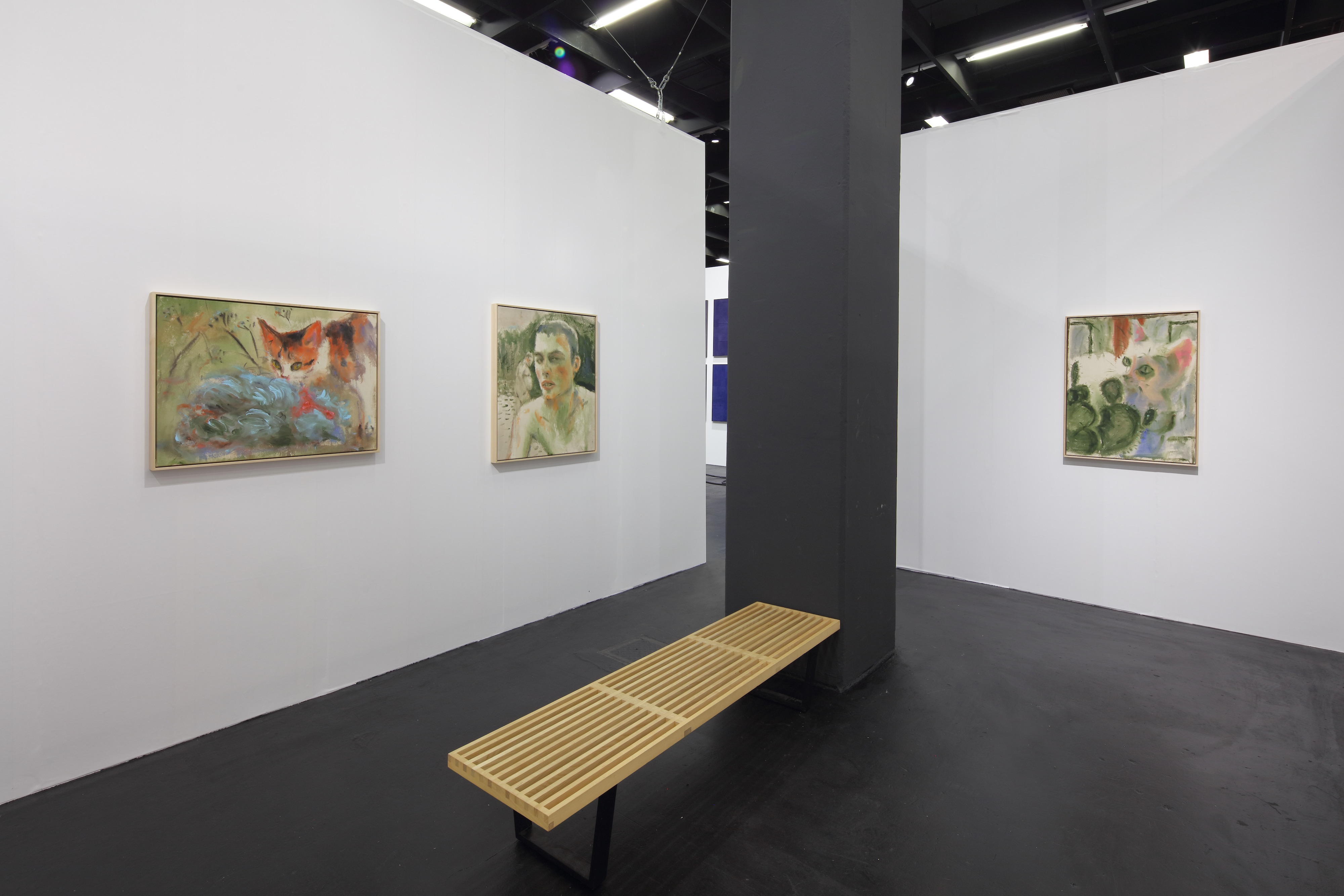 Andrej Dúbravský New positions / Art Cologne 2018